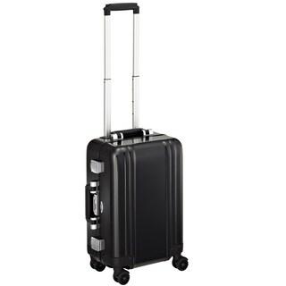 Zero Halliburton Classic 21-inch Aluminum Carry On 4-Wheel Spinner Suitcase