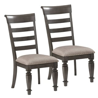 Garrison Upholstered Dining Chairs (Set of 2)