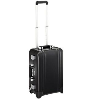 Zero Halliburton Classic 21-inch Aluminum Carry On 2-Wheel Rolling Suitcase