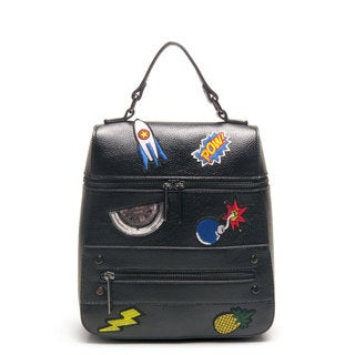 Like Dreams Fly Clique Zipper Face Fashion Backpack