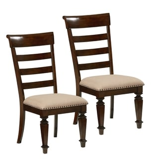 Charleston Dining Upholstered Dining Chair (Set of 2)