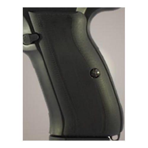 Hogue CZ-75/CZ-85 Grips G-10 Solid Black