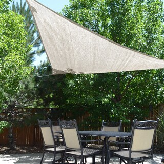 Sol Armor 12 ft. Triangle Shade Sail