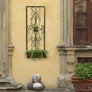 Bombay® Outdoors Lion Wall Planter