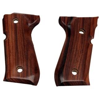Hogue Beretta 92 Grips Pau Ferro