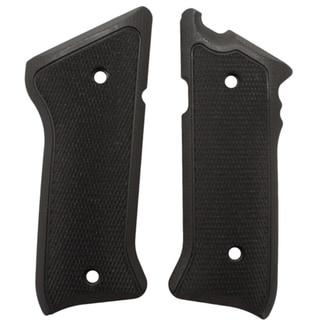 Hogue Ruger Mark II/Mark III Grip Checkered G-10 Solid Black