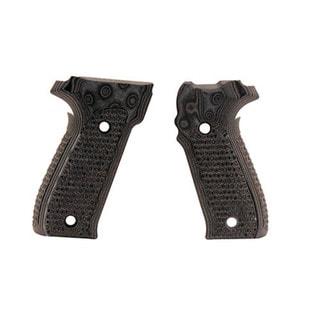 Hogue Sig P226 Grips Pirahna G10 G-Mascus Black/Gray