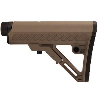 Leapers Inc. UTG Pro Model 4 Ops Ready S2 Mil Spec Stock Kit, Flar Dark Earth