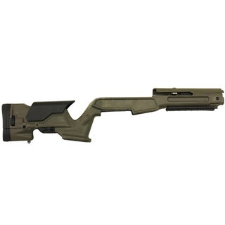 ProMag Archangel Precision Rifle Stock Ruger Mini 14/30, Olive Drab