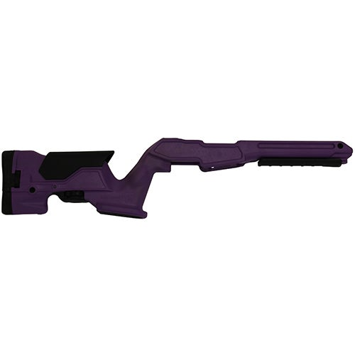 ProMag Archangel Ruger 10/22 Precision Stock Plinker Purple Technapolymer