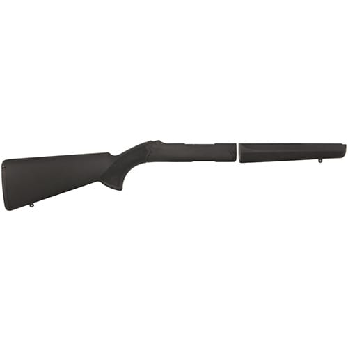Hogue 10/22 Takedown Standard Barrel Rubber OverMolded Stock Black