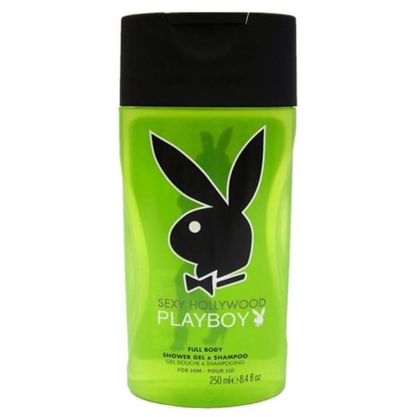 Playboy Sexy Hollywood 8.4-ounce Full Body Shower Gel & Shampoo