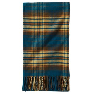 Pendleton 5th Avenue Everett Plaid Throw