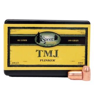 Speer 10mm (Per 100) 180 Gr TMJ