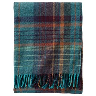 Pendleton Ashton Jewel Lambswool Throw