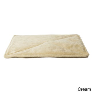 FurHaven ThermaNap Faux Fur Self-warming Pet Mat (Option: Tan)
