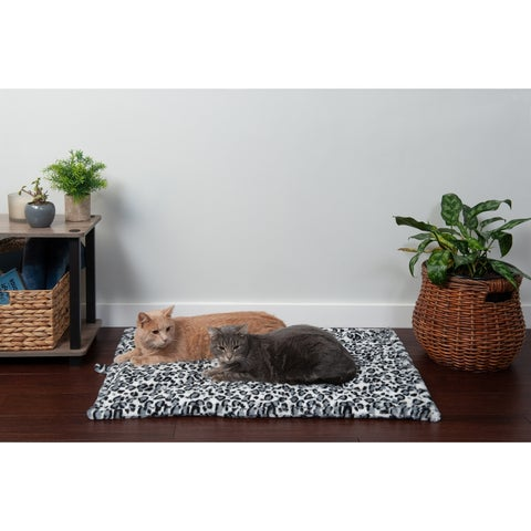 FurHaven ThermaNap Faux Fur Self-warming Pet Mat