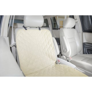 FurHaven Quilted Water-Resistant Car Seat Cover (2 options available)