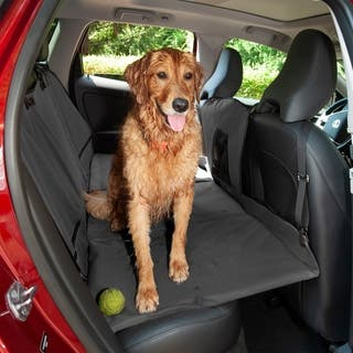 FurHaven Quilted Water Resistant Car Seat Cover More Options Available