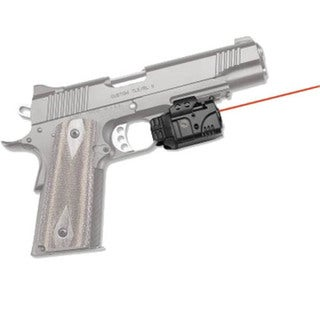 Crimson Trace Rail Master Universal Rail Mount Red Laser/LED, Hanging Box Package