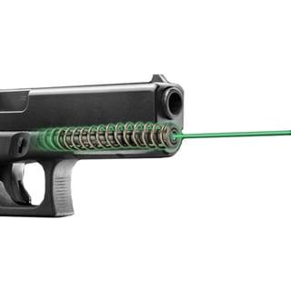 LaserMax Guide Rod Laser Glock 17L, 24, 34, 35 (Gen 1-3) -Green