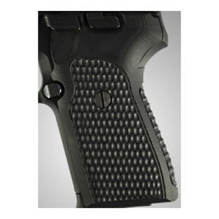 Hogue Sig P239 Grips Pirahna G-10 Solid Black