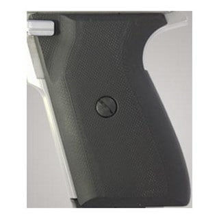 Hogue Sig P230/P232 Grips G-10 Solid Black