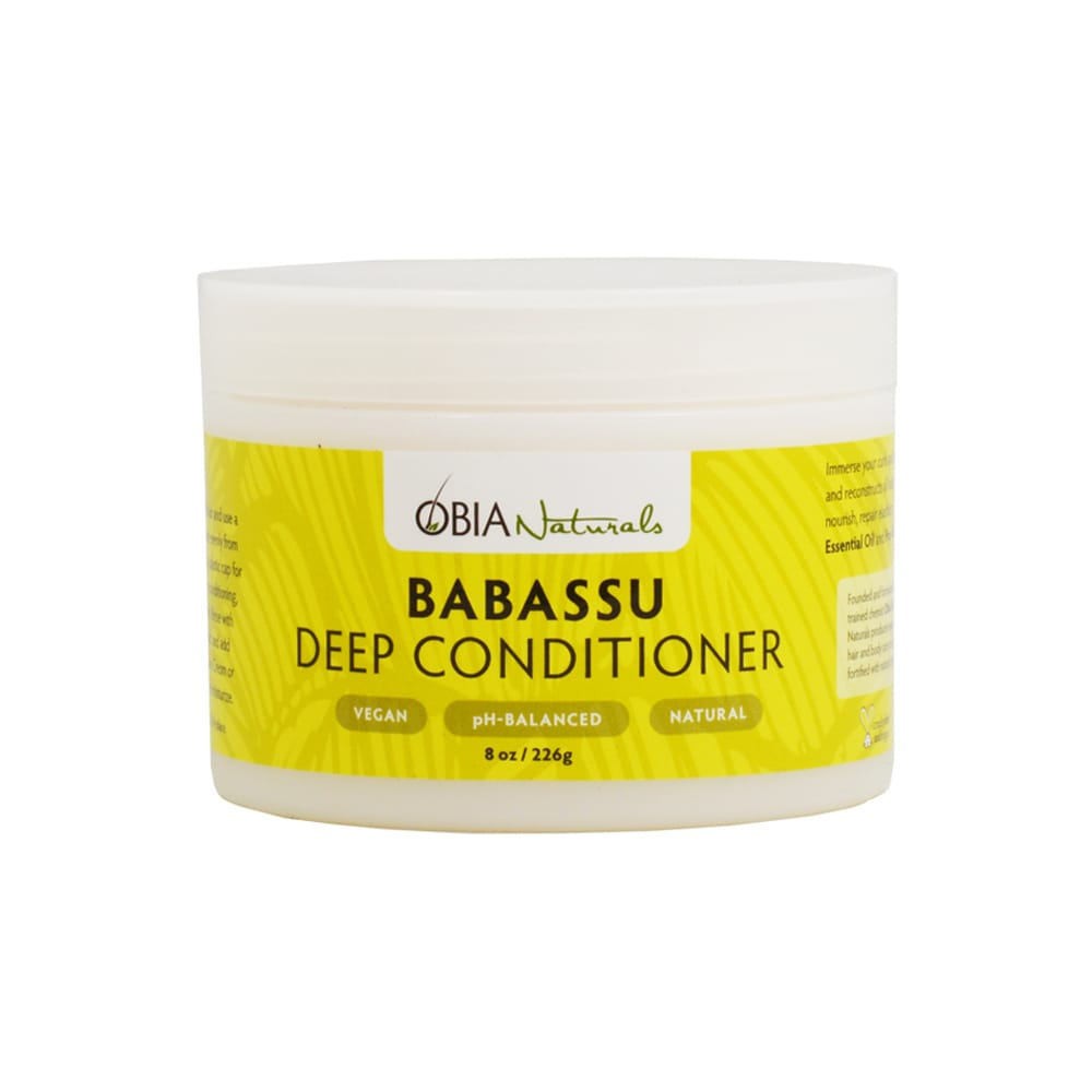 Obia Naturals Babassu 8-ounce Deep Conditioner (8-ounces)...