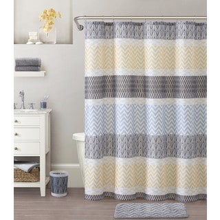 VCNY Home Tori 18-piece Shower Curtain and Bath Set