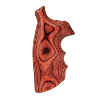 Hogue S&W N Frame Square Butt Grips Rose Laminate