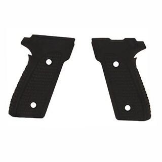 Hogue Sig P228/P229 Grips DAK, Pirahna G-10 Solid Black