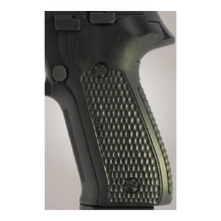 Hogue Sig P226 Grips Pirahna G-10 Solid Black