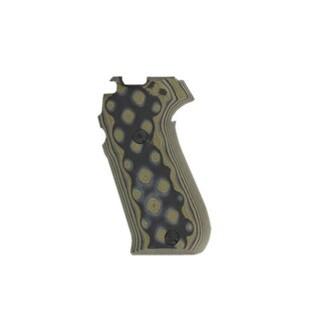 Hogue Sig P220 American Grips G-10 G-Mascus Green
