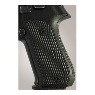 Hogue Sig P220 American Grips Pirahna G-10 Solid Black