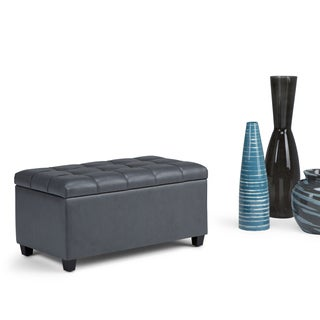 WYNDENHALL Marlowe Storage Ottoman Bench (More options available)