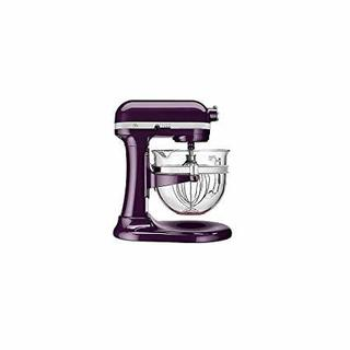 KitchenAid Professional 600 Series 6 Qt. Bowl-Lift Stand Mixer, Plumberry
