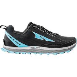 Women's Altra Footwear Superior 3 Trail Running Shoe Charcoal/Blue