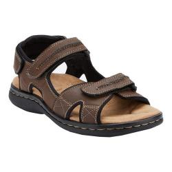 Men's Dockers Newpage Slide Sandal Briar Synthetic