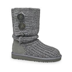 Girls' UGG Cardy Grey