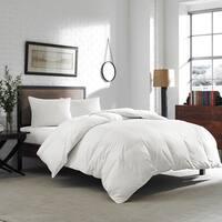 Eddie Bauer 600 Fill Power White Down Medium Warmth Queen Size Comforter (As Is Item)