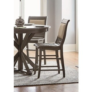 Willow Upholstered Counter Chair (2/Ctn)
