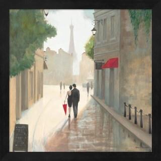Marco Fabiano 'Paris Romance I' Framed Art