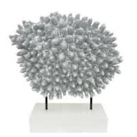 Benzara 37585 15-inch decorative Coral