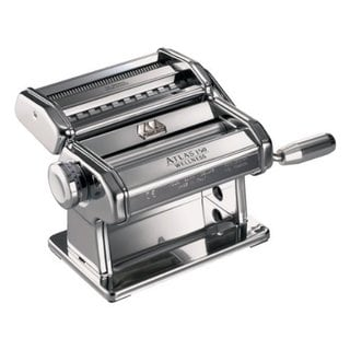 Atlas 150 Silver Stainless Steel Pasta Machine