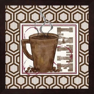 Tara Reed 'Modern Coffee II' Framed Art