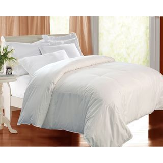 kathy ireland Eco Unbleached Cotton Down Comforter