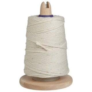 Regency Cooking Cotton Butcher's Twine on Handy Dispenser with Cutter for Meat Prep and Trussing Turkey
