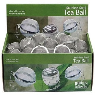 Stainless-steel Mesh 2-inch Tea Ball