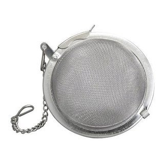 12 Pro Stainless Steel 2.5-inch Mesh Tea Ball
