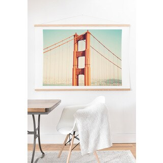 Bree Madden 'Golden Escape' Hanging Art Print